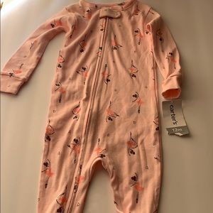 *NWT* Baby Girl Carter's Body Suit